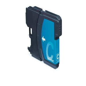 Tinta compatible Brother LC970 / LC1000 - Cyan