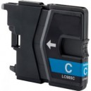 Tinta compatible Brother LC985 - Cyan