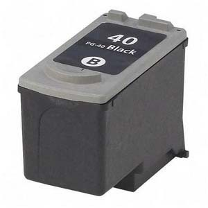 Tinta compatible CANON PG 40 Negro