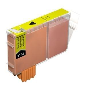 Cartucho de tinta compatible con CANON BCI 3/6Y - Amarillo