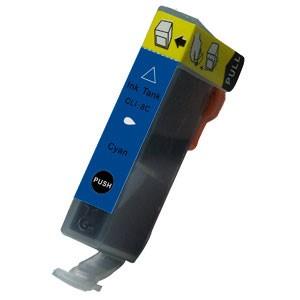 Cartucho de tinta compatible CANON CLI 8 Cyan