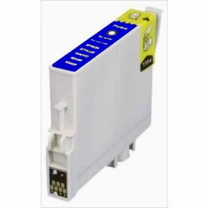 Cartucho de tinta compatible EPSON T0442 - C13T04424010 - Cyan - 18 ML