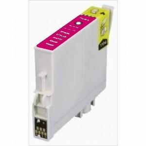 Cartucho de tinta compatible EPSON T0443 - C13T04434010 - Magenta - 18 ML