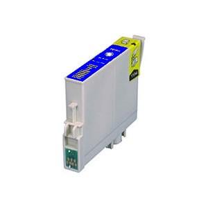 Tinta compatible T0612 Epson - C13T06124010 - Cyan - 18 ML