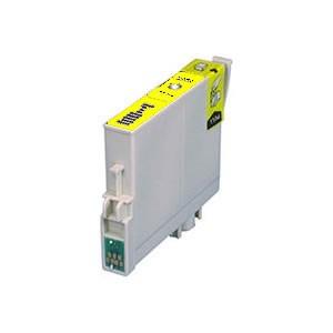 Tinta compatible T0614 Epson - C13T06144010 - Amarillo - 18 ML
