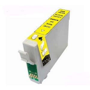 Tinta compatible Epson T0714 / T0894 - C13T07144010 - Amarillo - 14 ML