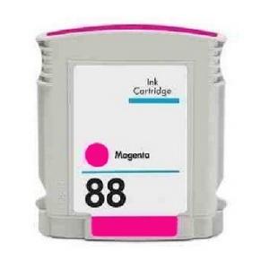 Cartucho de tinta genérica HP 88 XL - Magenta