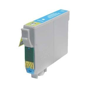 Cartucho de tinta compatible EPSON T0805 Light cian
