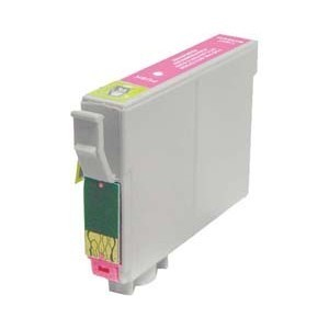 Cartucho de tinta compatible EPSON T0806 Light magenta