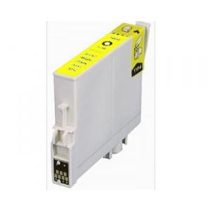 Tinta compatible T0554 - C13T05544010 - Amarillo - 18 ML