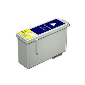 Cartucho de tinta compatible EPSON T036 / C13T03614010 - Negro - 11.6 ML
