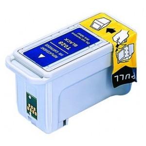 Cartucho de tinta compatible EPSON T028 - C13T02840110 - Negro - 20 ML