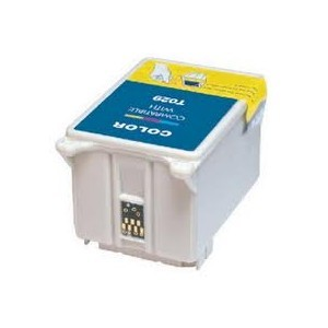 Cartucho de tinta compatible EPSON T029 - C13T02940110 - Color - 42 ML