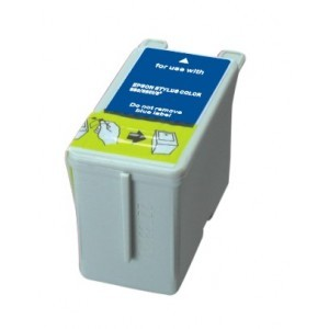 Cartucho de tinta compatible EPSON T019 - C13T01940110 - Negro - 26 ML