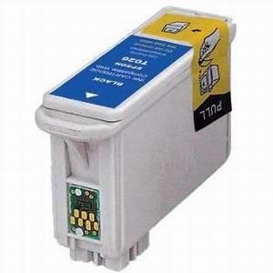 Cartucho de tinta compatible EPSON T026 - C13T02640110 - Negro - 19 Mililitros