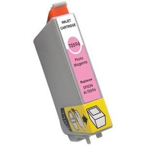 Tinta compatible con EPSON T0596 - C13T05964010 - Light magenta 17 ML
