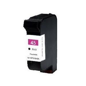 Cartucho de tinta HP 45 Negro compatible