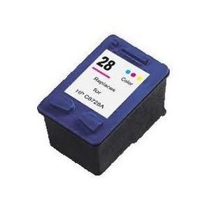 Tintas recicladas HP 28 tricolor