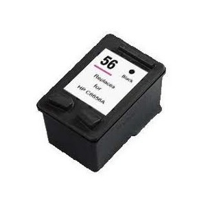 Tintas compatibles recicladas HP 56 - Negro