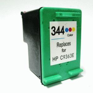 Cartucho reciclado HP 344 - Color