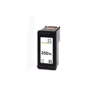 Tinta compatible HP 350XL - Negro