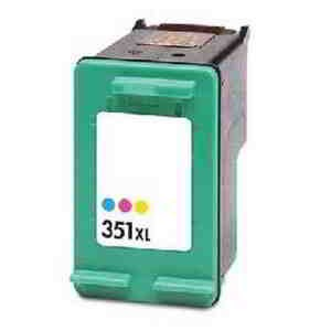 Tinta compatible HP 351XL - Color
