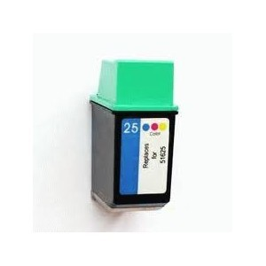 Tinta compatible genérica HP 25 - Color