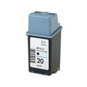 Tinta reciclada HP 20 - Negro