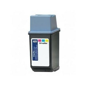 Tinta reciclada - HP 49 - Color
