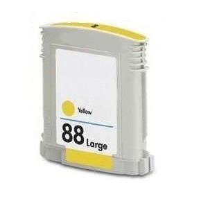 Cartucho de tinta genérica HP 88 XL - Amarillo