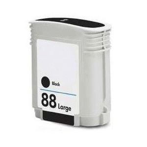 Cartucho de tinta genérica HP 88 XL - Negro