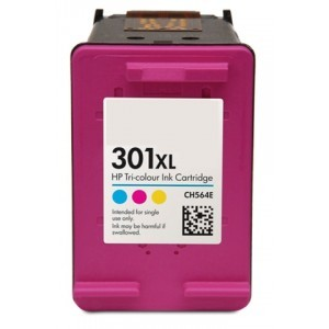 Tinta compatible HP 301XL - Tricolor