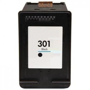 Tinta compatible HP 301XL - Negro