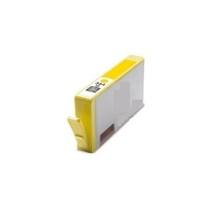 Tinta compatible HP 364XL - Amarillo