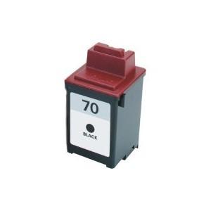 Cartuchos de tinta compatibles LEXMARK  L70 negro