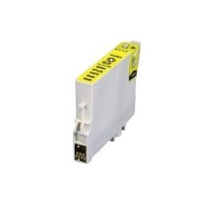 Cartucho de tinta EPSON T0424 - C13T04244010 - Amarillo - 18 ML
