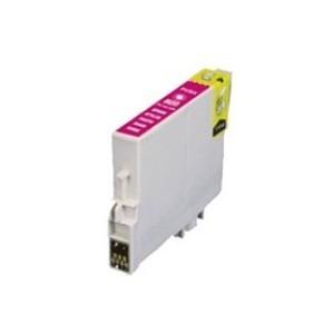 Cartucho de tinta EPSON T0423 - C13T04234010 - Magenta - 18 ML